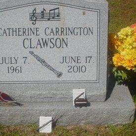 Cathey Clawson