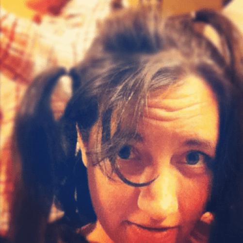 dreaded pre-chemo haircut