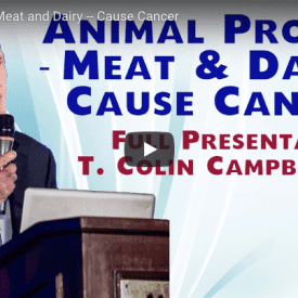 Meat & Dairy Causes Cancer