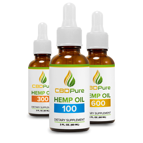 Pure CBD Hemp Extract