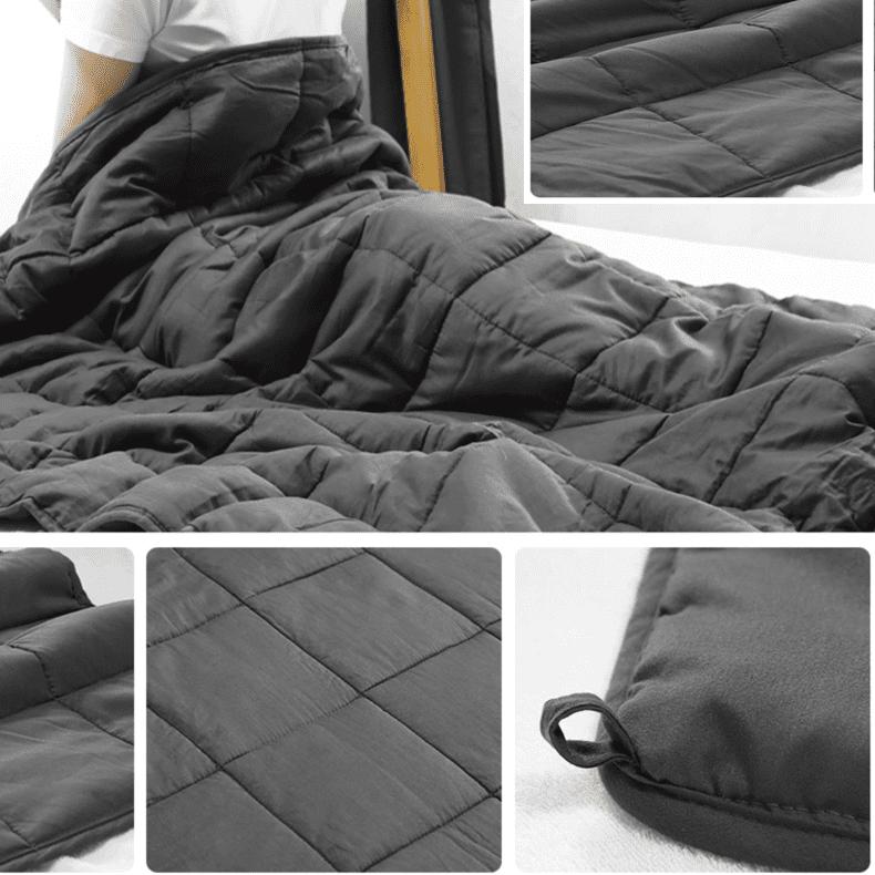 exquisite craftsmanship weighted blanket