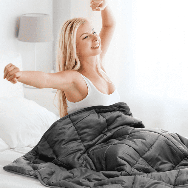 premium nontoxic lead-free glass beads weighted blanket